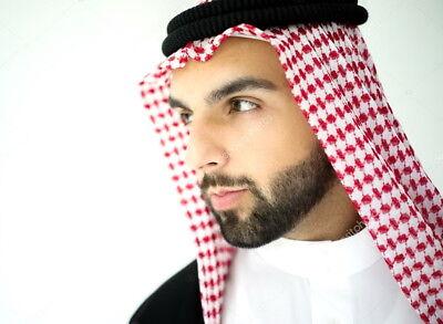 igal Oqal Igal Agal Eqal Egal Arabian Headwear Shemag  Headband Black Scarf Cord