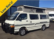 Toyota Hiace Pop Top Campervan By Frontline Brookvale Manly Area Preview