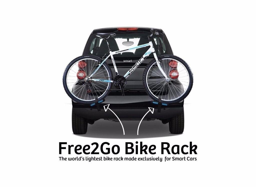 Bike Rack For Smart Car Free2go Like New In Harrow