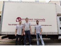 Man and Van / Removals Service - Professional & Insured.