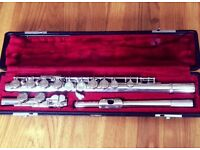 Yamaha Concert Flute YFL26N