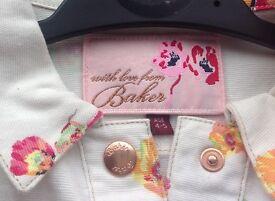 Girls ted baker jacket age 4-5