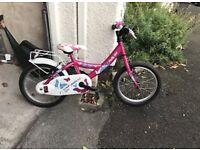 Used Child Bike