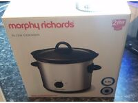 Morphy Richards 3.5L Slow Cooker - BRAND NEW!