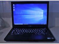 Dell Latitude E6410 i5 4GB W10 1TB Laptop