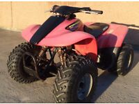 Honda Quad Bike Sportrax 90cc