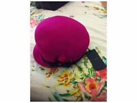 Sold Out, Exclusive. BNWT. Beautiful,Pink Ted Baker Berrie Women's Winter Hat.Brand New.Perfect Gift