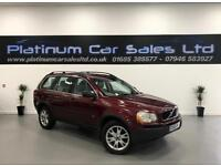 VOLVO XC90 D5 SE AWD GEARTRONIC (red) 2005