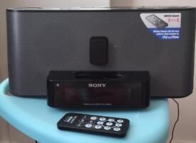 Sony iPod/iPhone speaker