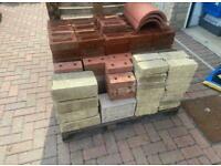 Pallet Of New Bricks