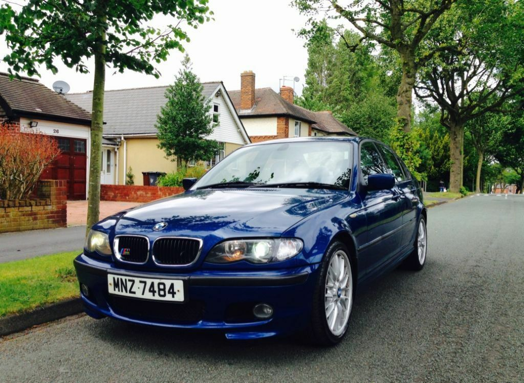 bmw e46 330d m sport topaz blue chipped very rare and fast car in derby derbyshire gumtree. Black Bedroom Furniture Sets. Home Design Ideas