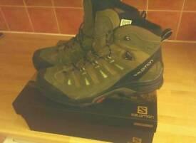 Salomon Goretex Walking Boots