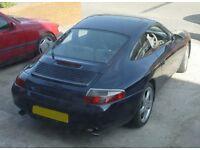 Porsche 911/ 996 3.4 l Carrera 2 Coupe