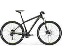 "Merida big nine 500 19"" mountain bike £500"