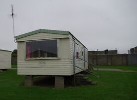 Family owned caravan for hire - Trenance Holiday Park, Newquay, Cornwall