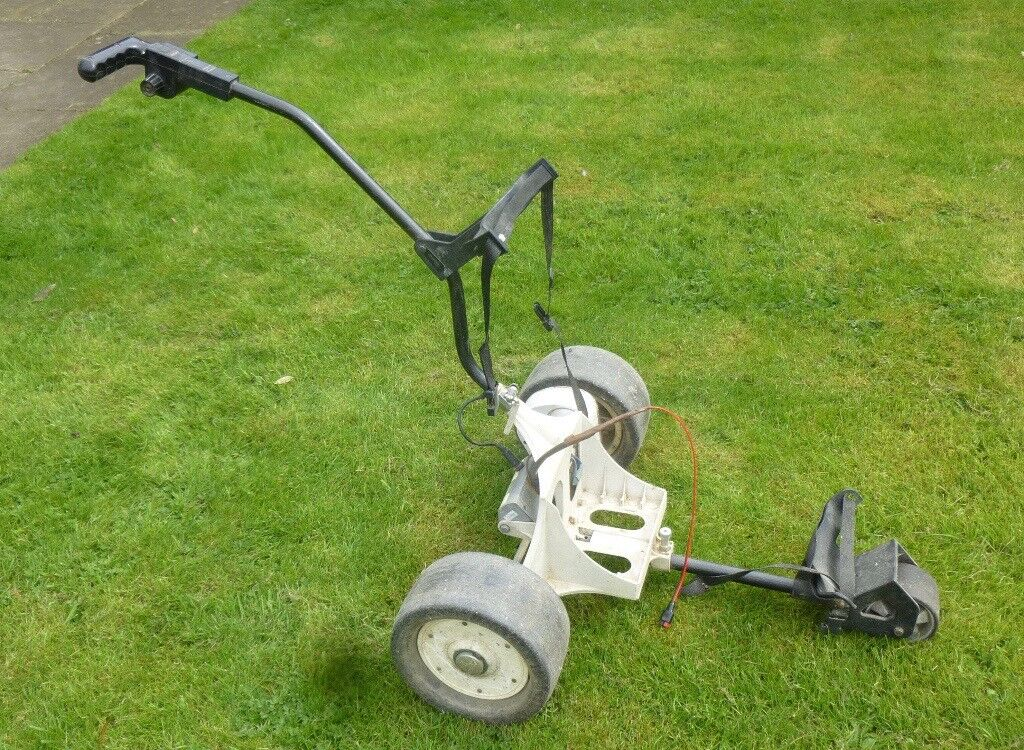 PowaKaddy Classic Golf Trolley (Spares or Repair) | in Glenfield,  Leicestershire | Gumtree