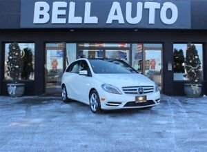 2014 Mercedes-Benz B-Class SPORTS TOURER PANORAMIC ROOF BACKUP C