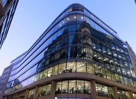 4 Person Private Office Space in The City of London, EC2V - flexible options & no deposits
