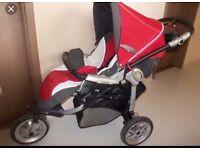 Baby pram Peg Perego GT 3