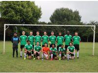 SATURDAY 11 ASIDE FOOTBALL, FIND 11 ASIDE FOOTBALL TEAM, PLAY FOOTBALL LONDON : REF92H