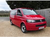 VW T5 Campervan - 45500 miles from new, Super Clean