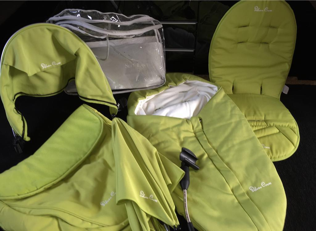 SILVERCROSS SURF ESSENTAILS PACK Lime Green