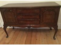 Antique Sideboard Chest Of Drawers