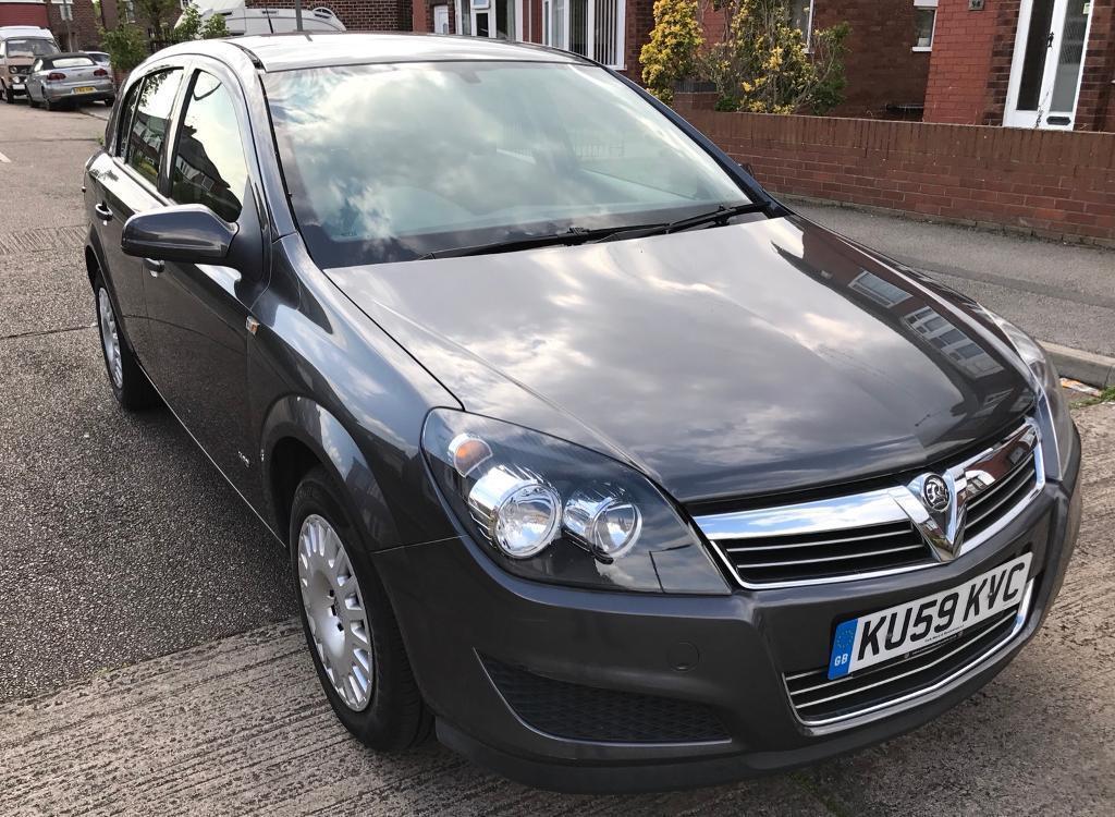 Vauxhall Astra 1.4 2009 12 MONTHS MOT!