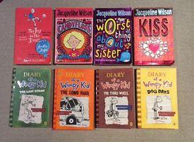 Young readers novels