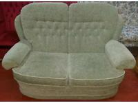 Excellent condition 2seater sofa and armchair