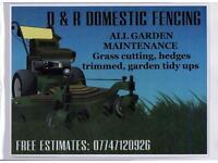 D & R Domestic Fencing