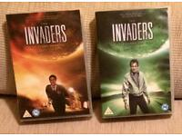 The invaders series 2 DVD box sets complete series