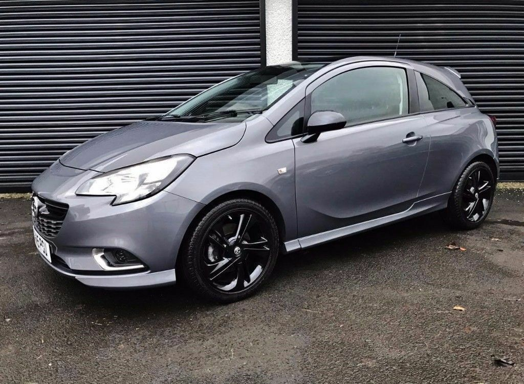 2015 VAUXHALL CORSA 1.0 TURBO 115 LIMITED EDITION NOT ASTRA FIESTA CLIO A3 IBIZA POLO GOLF LEON 208