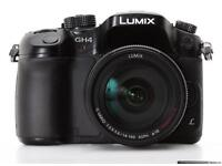 Panasonic GH4 4K DSLR and 12-35mm Pro Lens - Sony Canon