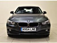 BMW 3 SERIES 2.0 320D EFFICIENTDYNAMICS 4d AUTO 161 BHP + TOP SPEC WITH ALL THE EXTRAS (grey) 2014