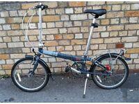 DAHON Speed D7-folding bike in Excellent Condition !