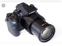 Panasonic GH4 with B4 Lens and Panasonic FZ2000
