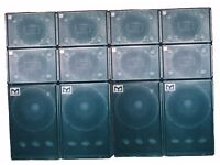 Martin Audio CT Series & CTX Subs