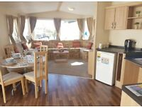 Accessibile static caravan, with ramp for sale. Shanklin, Isle of Wight