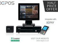 BRAND NEW All in One XEPOS Hospitality System - EPOS Till Bar Restaurant Pub Cafe Nightclub Hotel