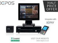 BRAND NEW All in One XEPOS Hospitality System - EPOS Till Bar Restaurant Pub Cafe Nightclub Hotel