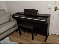 DIGITAL PIANO for sale-YAMAHA ARIUS YDP-141 like new
