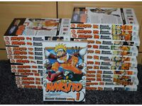 Manga Set - Naruto Volumes 1-27