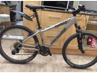 "Specialized Hardrock Sport Mountain Bike. 15"" Frame. 26"" Wheels Smooth bike"