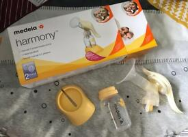 Medela harmony manual 2-phase breast pump