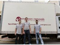 Professional and experienced man and van service / Removal company.