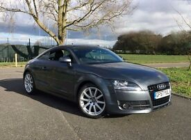 Audi TT 3.2 V6 Quattro Coupe Dolphin Grey 2007 -best enthusiast owned example on market