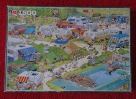 1500 Piece Jigsaw