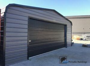 Shop .... or ??? Portable Carport - Call today