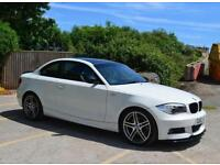 BMW one series sport plus edition coupe
